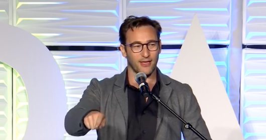 Simon Says: My Top 3 Lessons From Simon Sinek -
