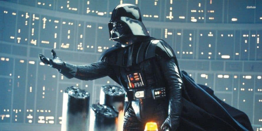 Star Wars Darth Vader Disney Lucasfilm David Prowse