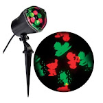 FunFlags FU880697 Whirl-A-Motion LED Peanuts Light Show Projector Multicolored (Pack of 8)