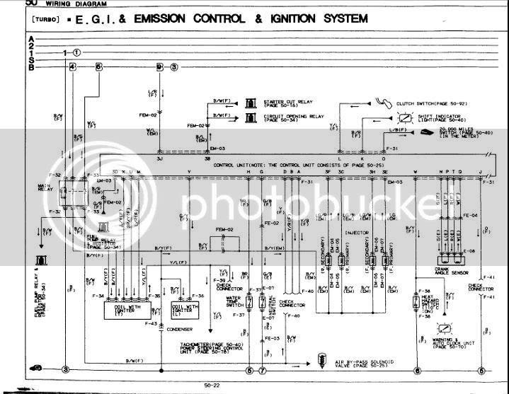 1995 Rx7 Ecu Wiring Diagram