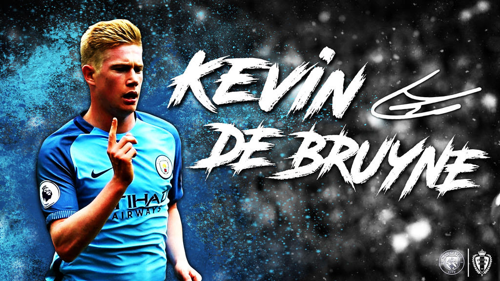 Kevin De Bruyne Manchester City Wallpaper 2016/17 by ...