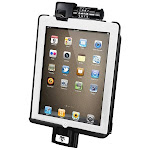 RAM -HOL-AP8D2LU Car Holder for Apple iPad 2