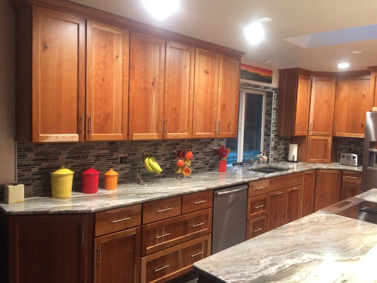 Cherry Cabinets – Stanwood, WA