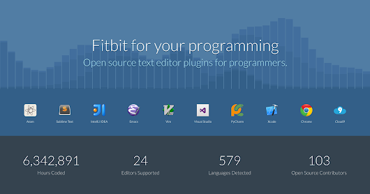 Metrics for programmers automatically generated from your coding activity