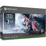 Microsoft - Xbox One x 1TB Star Wars Jedi: Fallen Order Deluxe Edition Console Bundle