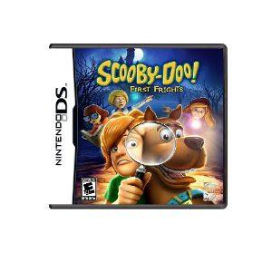 Scooby Doo nintendo ds