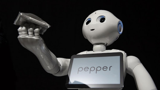 Pepper robot to go on sale to public in Japan - BBC News