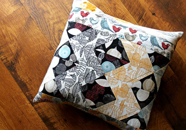 Bark & Branch Pillow Set