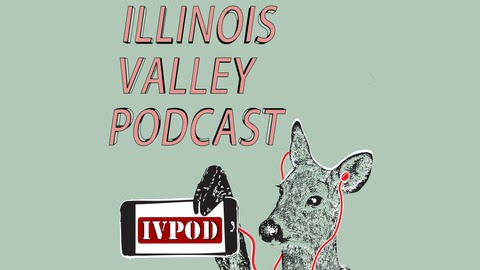 Episode 71 - The Rock and Roll Wizzard from Illinois Valley Alternative Podcast