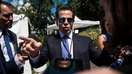 Anthony Scaramucci Called Me to Unload About White House Leakers, Reince Priebus, and Steve Bannon