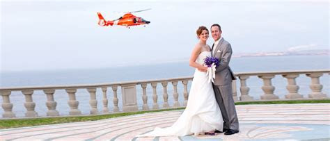 Coast Guard Personalized Wedding Cake Toppers