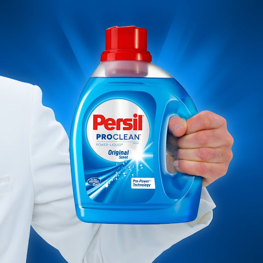 Free Persil ProClean Laundry Detergent Sample #free « DustinNikki Mommy of Three