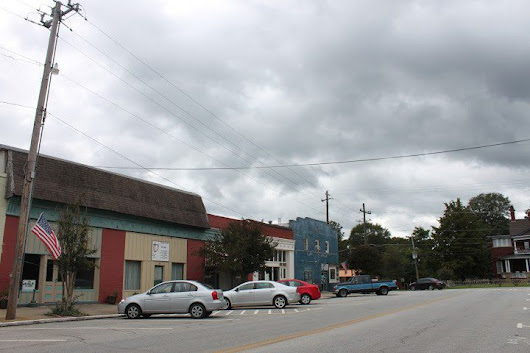 Small Town Saturday: Grantville, GA - This Is My South