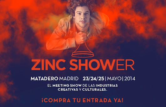 Consigue gratis tu entrada para Zinc Shower