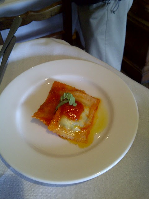Spinach & Ricotta Ravioli 2
