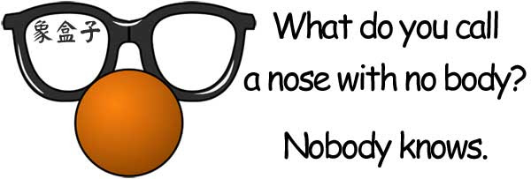 knows nose homophone