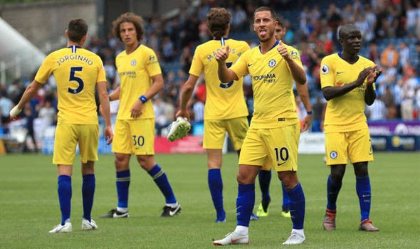 Chelsea News Today Lineup / Chelsea predicted line up vs ...