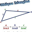 Learn to solve, easily, word problems about oblique triangles (Part 1). | Mathematics learning