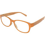 Gabriel + Simone Mina Orange Women Reading Glasses NEW AUTHENTIC 50mm +2.00