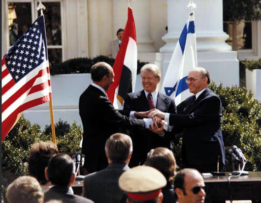 Jimmy Carter's Camp David Accords | General | Ask George