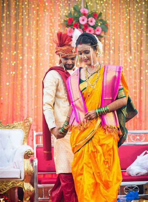 Marathi Actress Akshaya Gurav & Bhushan Wani Marriage