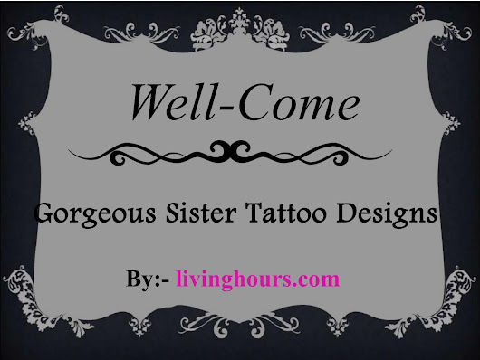 Beautiful Sister Matching Tattoo Ideas To Show Your Bond
