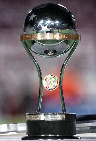 taça copa sul-americana (Foto: Globoesporte.com)