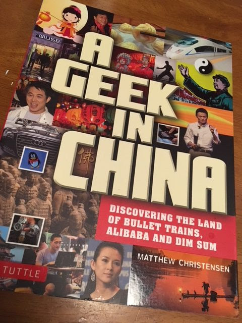 Tuttle Publishing's A Geek in China Review