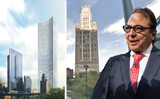 Durst's LIC Clock resi tower gets new look
