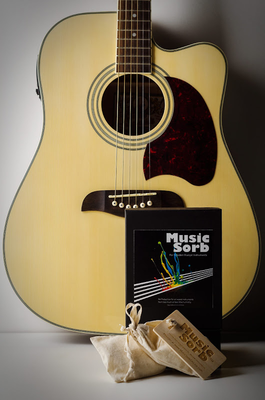 Guitar Humidifier: Discover Music Sorb Innovative Solution