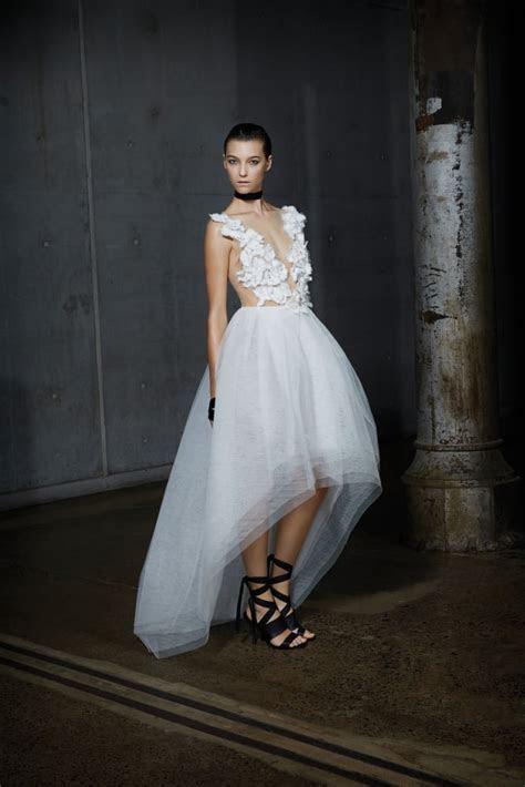 Carla Zampatti Spring Summer 2014 2015 Wedding Dresses