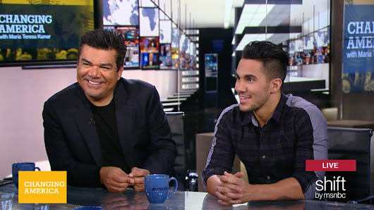 George Lopez on 'Spare Parts' and why 'every dream matters'
