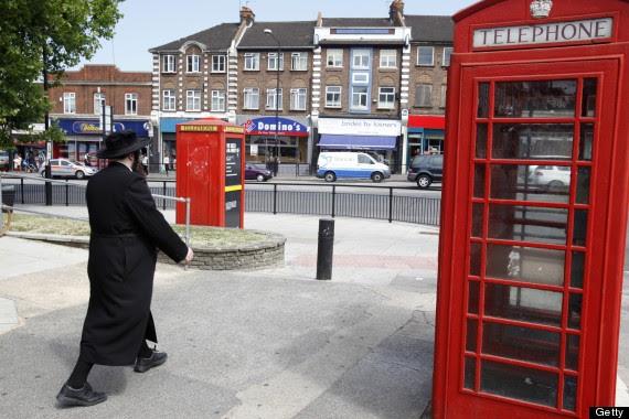 orthodox jew london