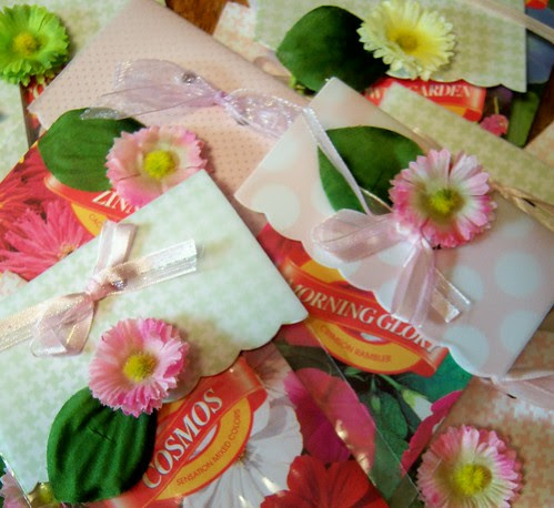 seed packet favors 1