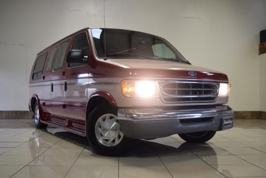 Used 1997 Ford Econoline E150 for Sale in Houston TX 77063 Roadsters Auto