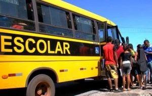 Blitz da PRF apreende ônibus escolar da Prefeitura de Cajazeiras na PB