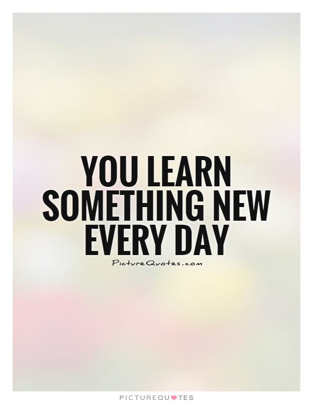 Awesome Everyday Is A New Day Quote