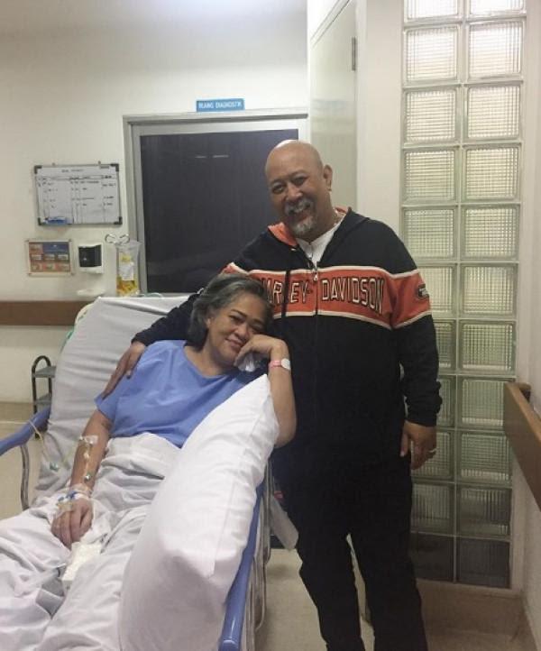 Indro Warkop Merahasiakan Stadium Kanker Pada Istri