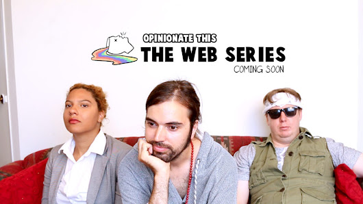 Toronto-based web series about creative struggles this fall