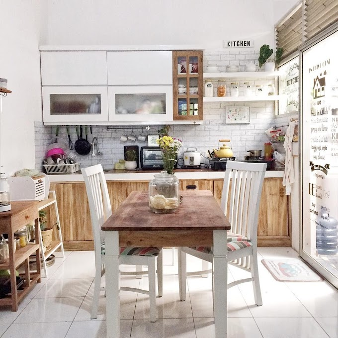 Gambar Dekorasi Dapur Cantik | Ide Rumah Minimalis