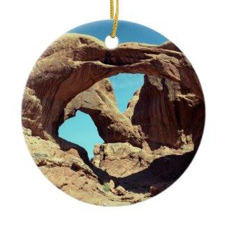 Double Arch ornament