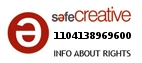 Safe Creative #1104138969600