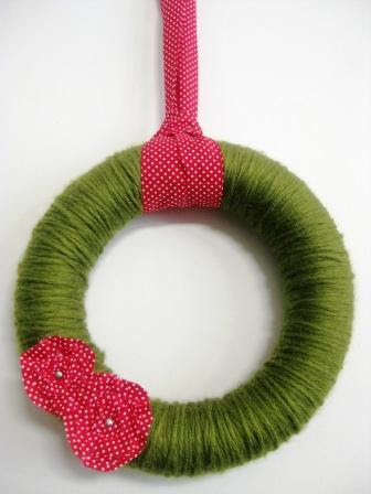 Handmade Christmas decorations – that are actually finished!