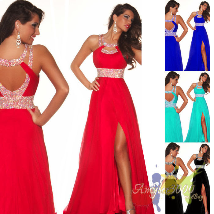 Evening party dresses ebay
