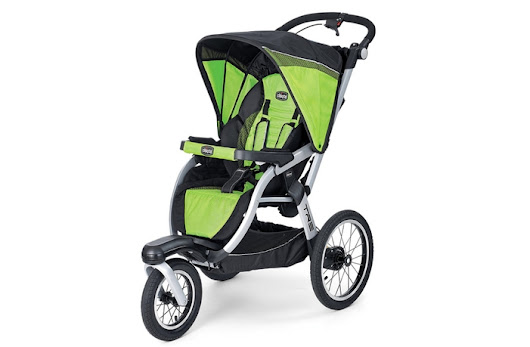 Chicco TRE Performance Jogging Stroller Review | Storkified