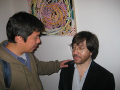Adrian Ting and Christopher Henry