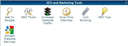SEO & Marketing Tool tại Hostgator