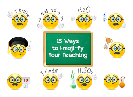 15 Ways to Emoji-fy Your Teaching