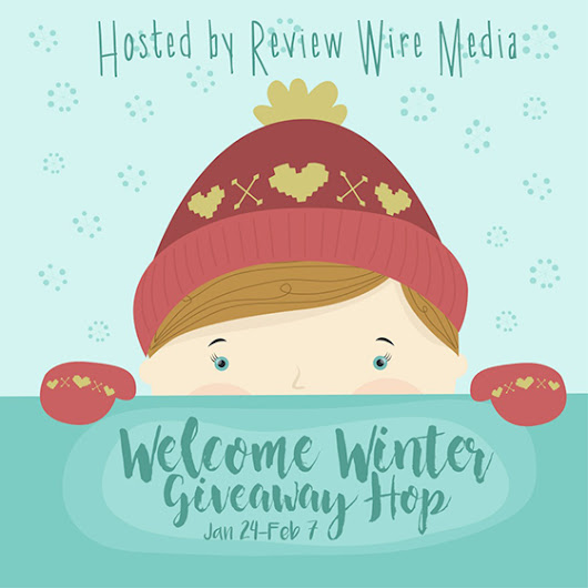 Welcome Winter Hop Amazon Prime Giveaway