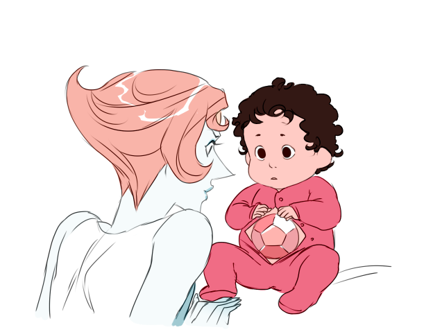 late 3 gems and a baby doodles
